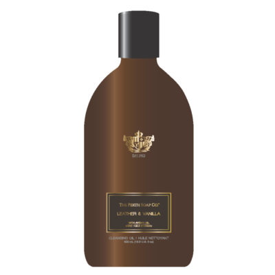 Perth Soaps Leather & Vanilla Body Wash
