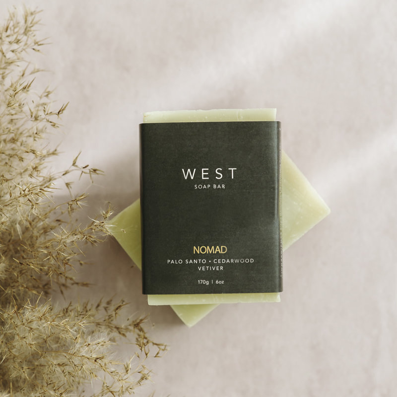 NOMAD West Soap Bar