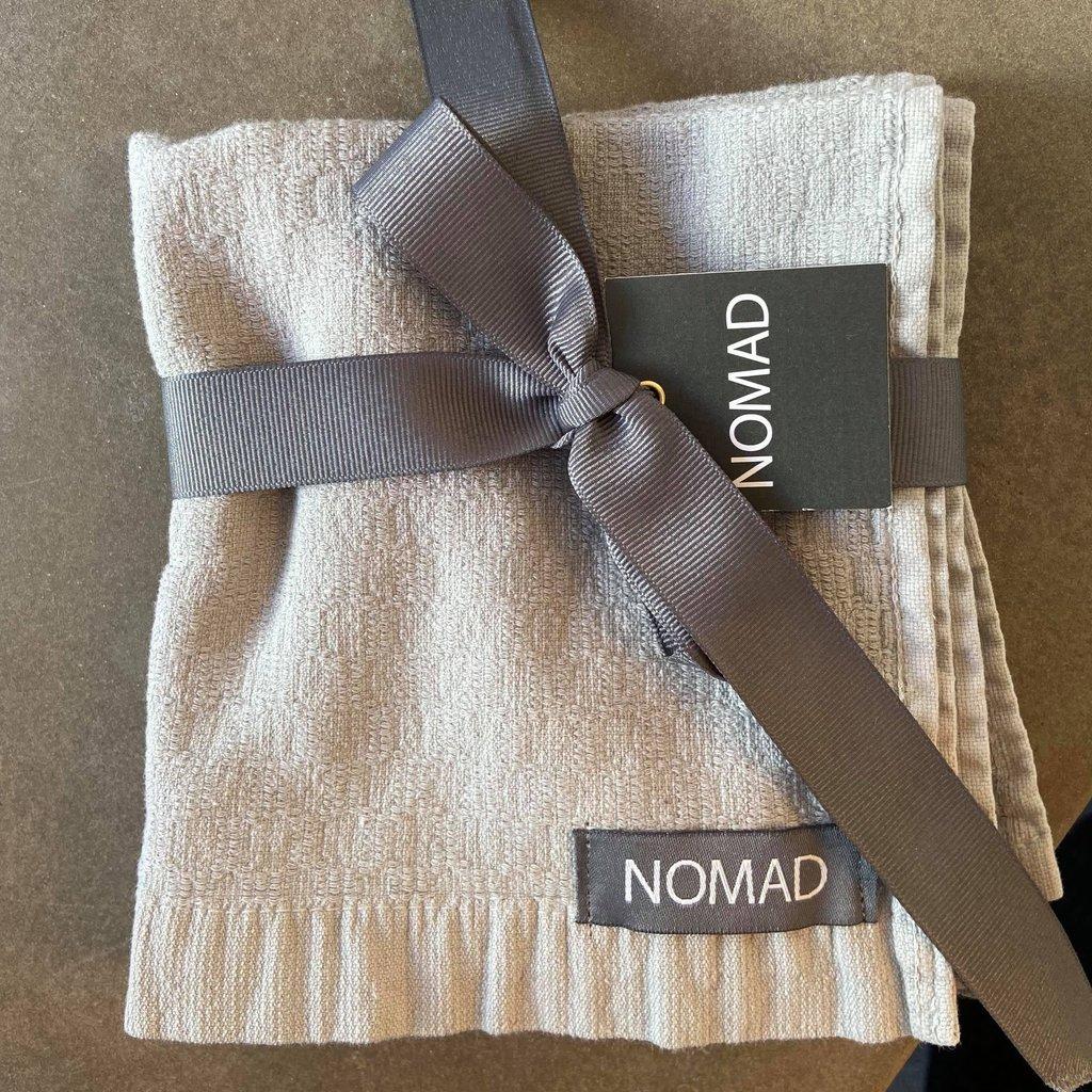 Alfya Turkish Wash Cloth Grey Set
