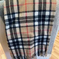 Burberry Wool Tartan