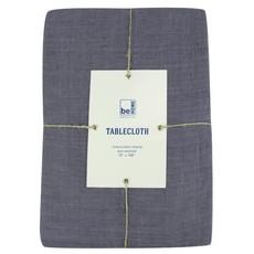 Linen Tablecloth, Charcoal
