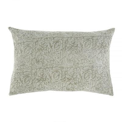 Velvet Mint Pillow 16x24