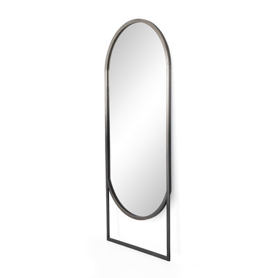 Dawson Mirror Ombre Pewter