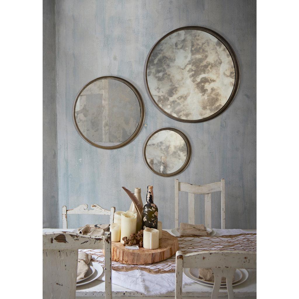 Shire Mirror Set