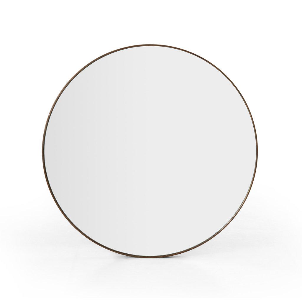 Bellvue Round Mirror