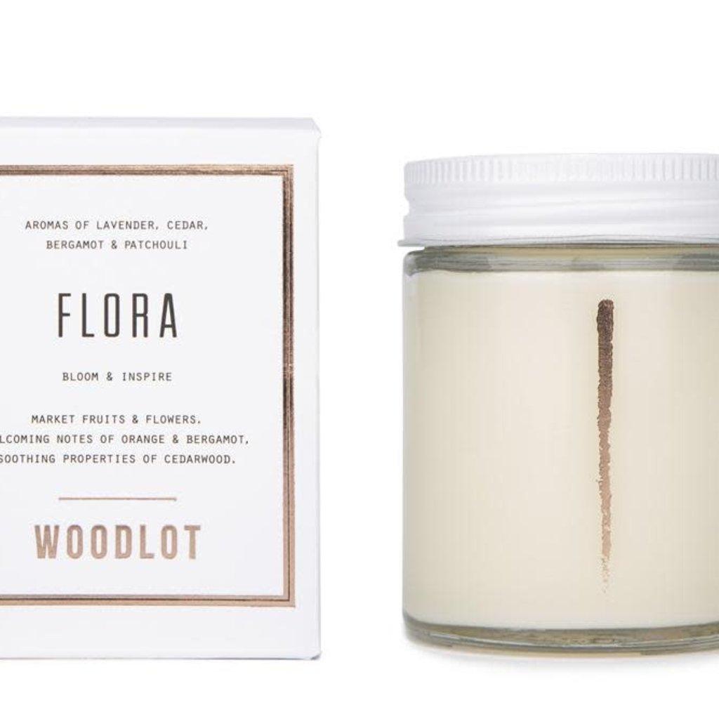 - Woodlot 8oz Flora