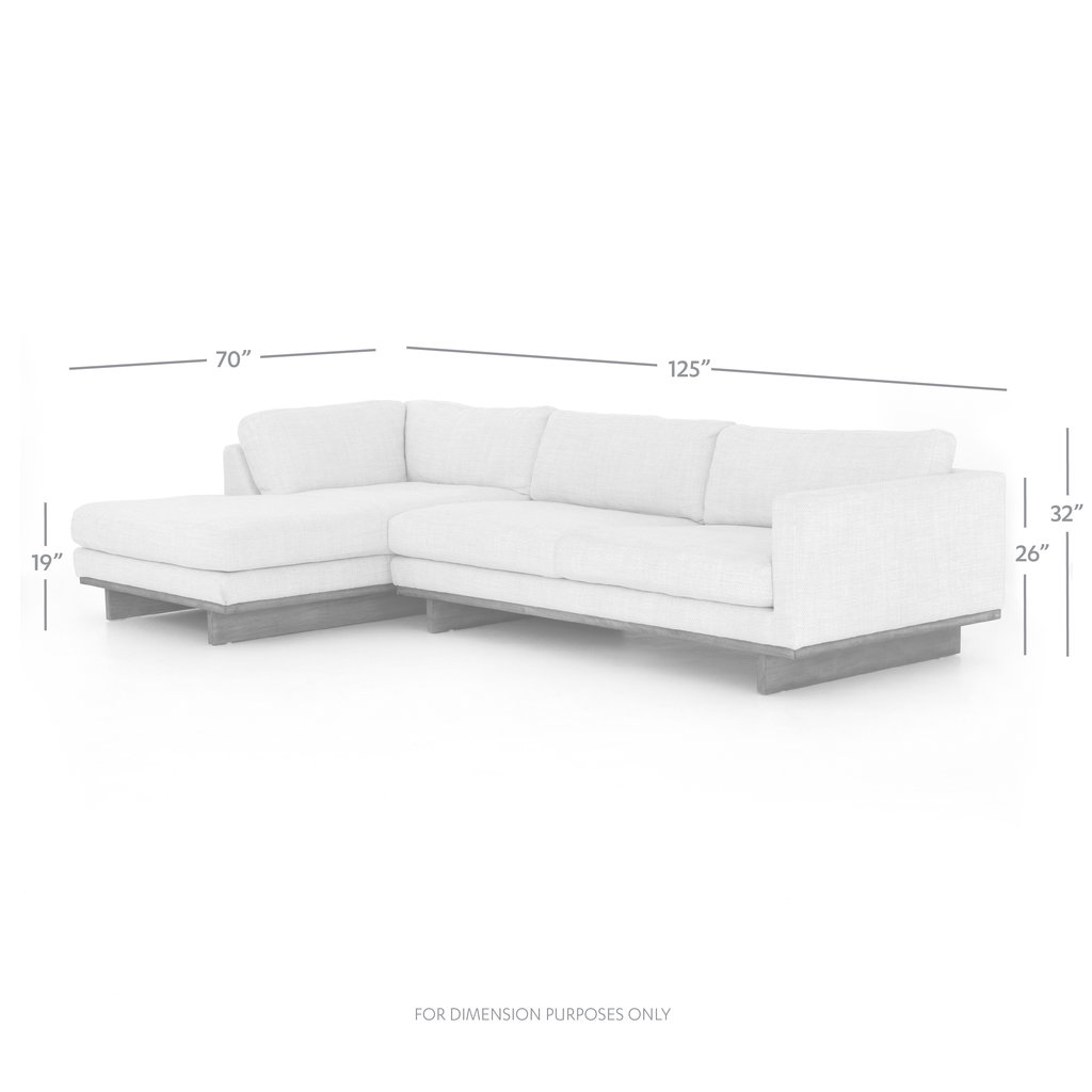 Four Hands Everly Sectional
