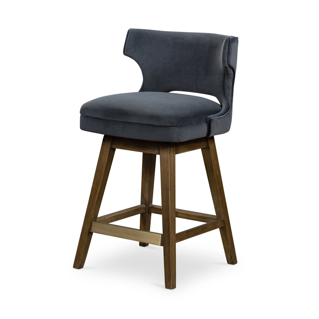 Four Hands Task Counter Stool