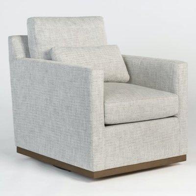 Alder and Tweed Denton Swivel Chair
