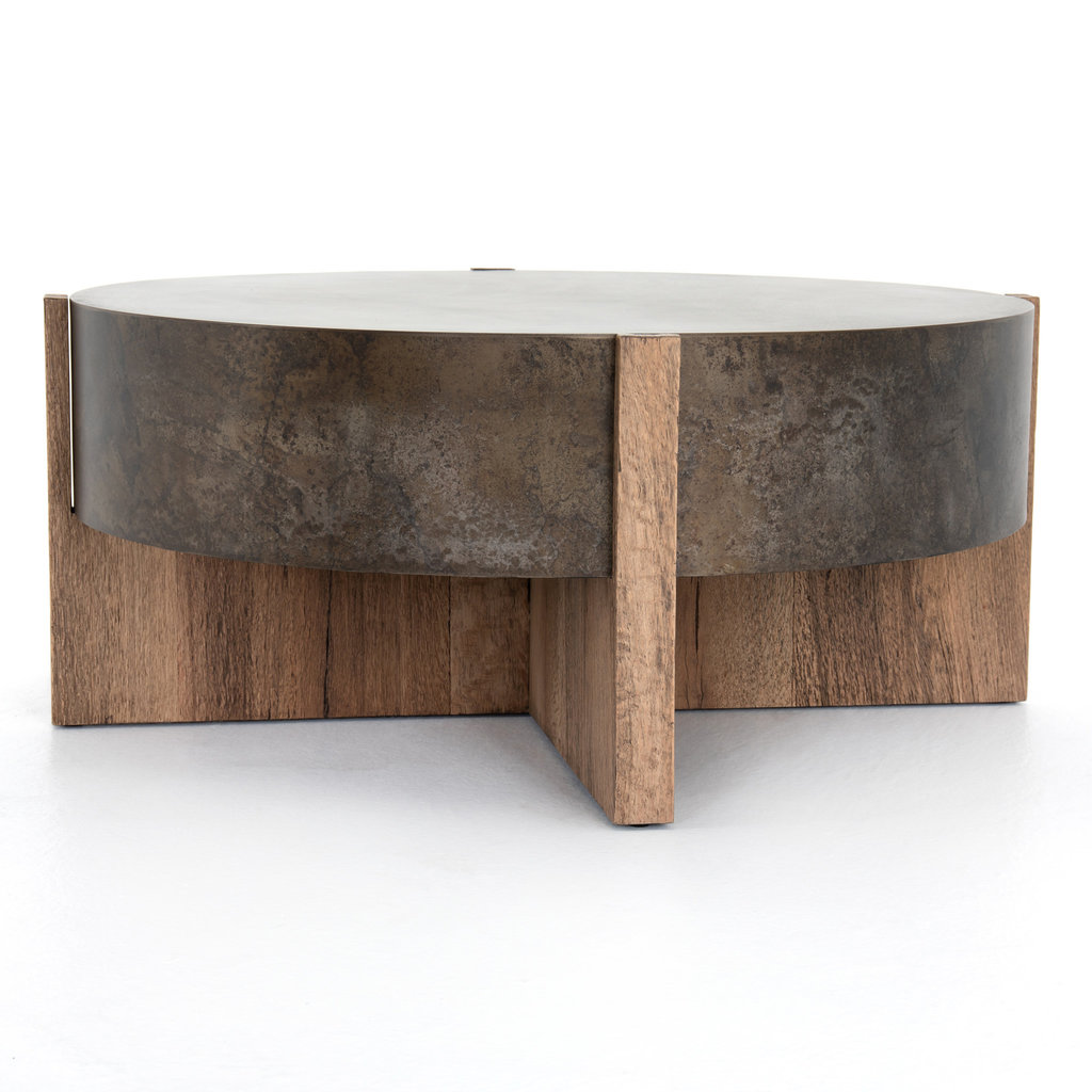 Bing Coffee Table Rustic Oak