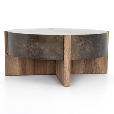 - Bing Coffee Table Rustic Oak