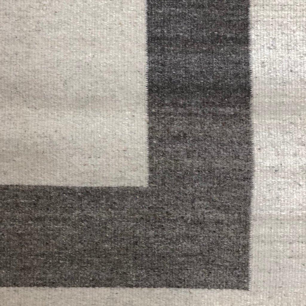 - Wool Santa Rosa Frame Runner