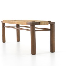 Shona Bench - Natural