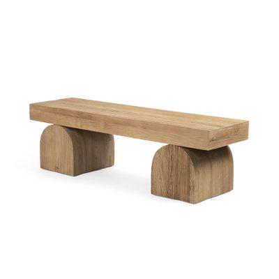 Keene Bench - Natural Elm