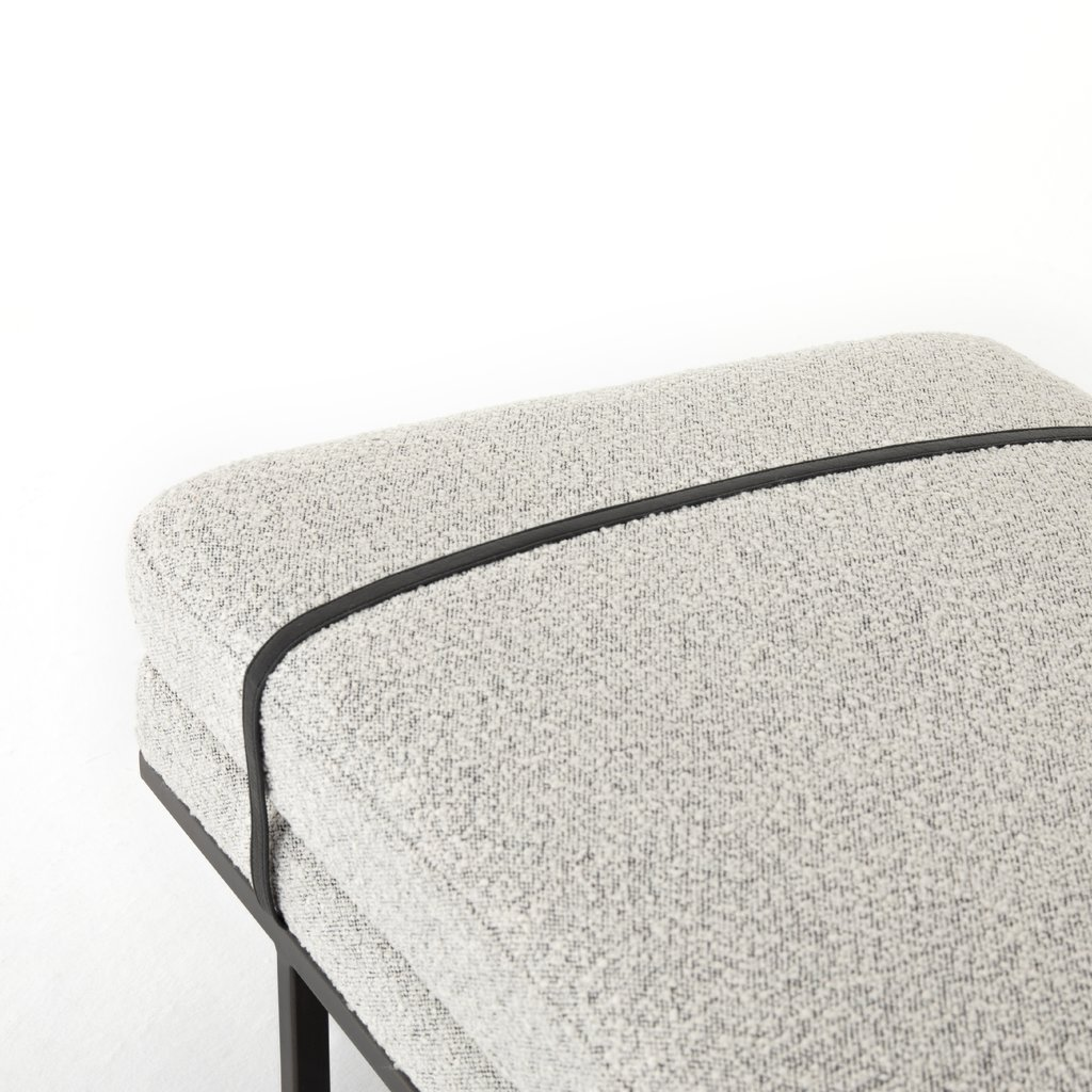 Harlow Accent Bench - Domino Knoll