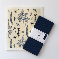 Ten & Co Forage and Sustain Sponge Cloth