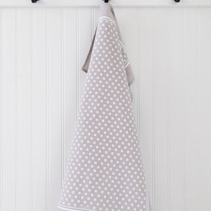 - Tea Towel Tiny X