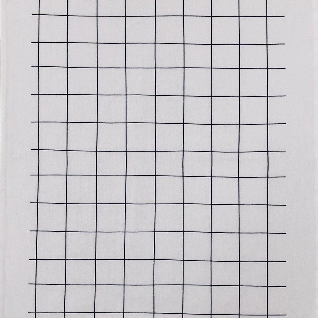 - Gift Set - Grid Black on White