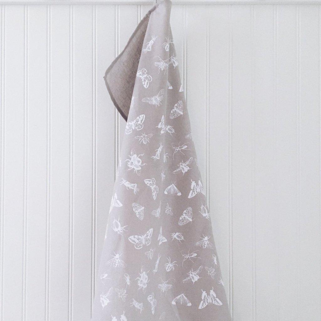 Ten & Co Tea Towel Dragon Flys
