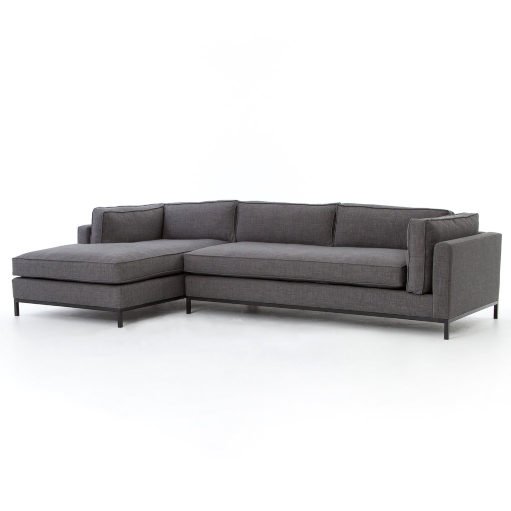 Graham Sectional 2 pc Multiple Colours