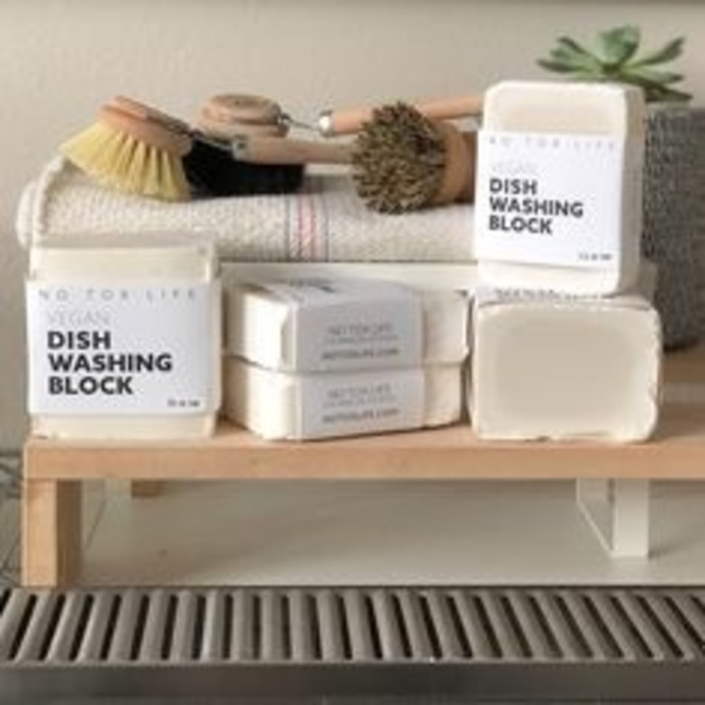 Small Dish Block Zero Waste (5.9oz)