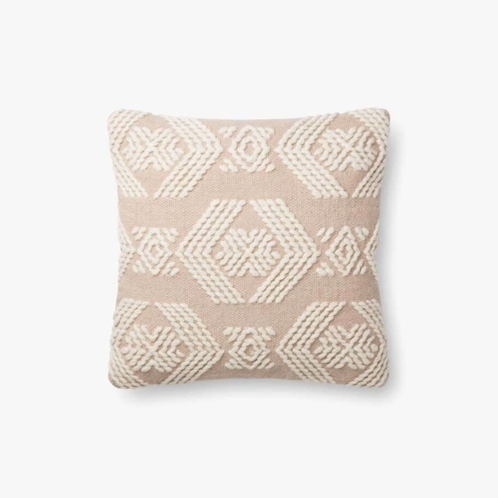 Blush Texture Pillow