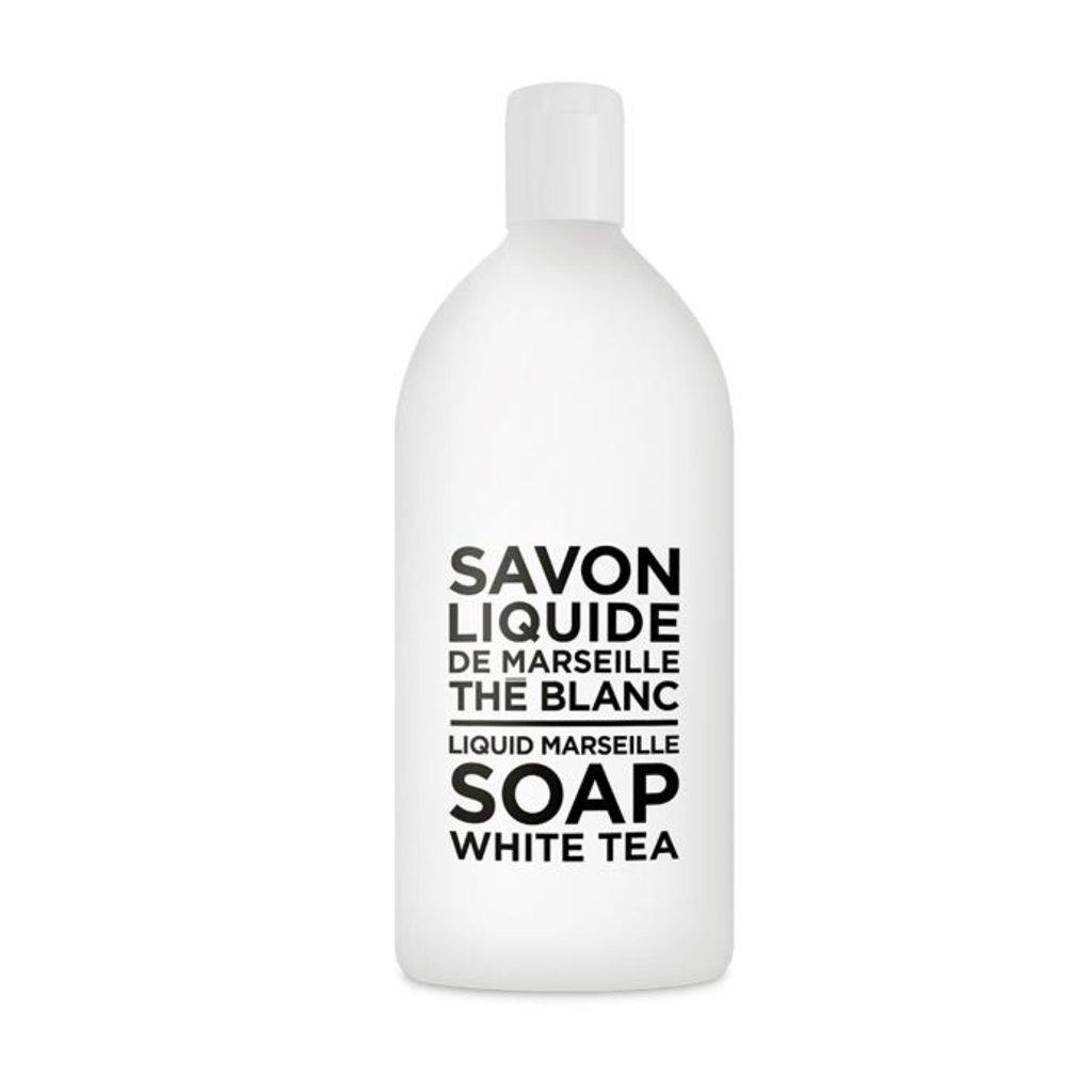 - White Tea Liquid Soap 1L Refill