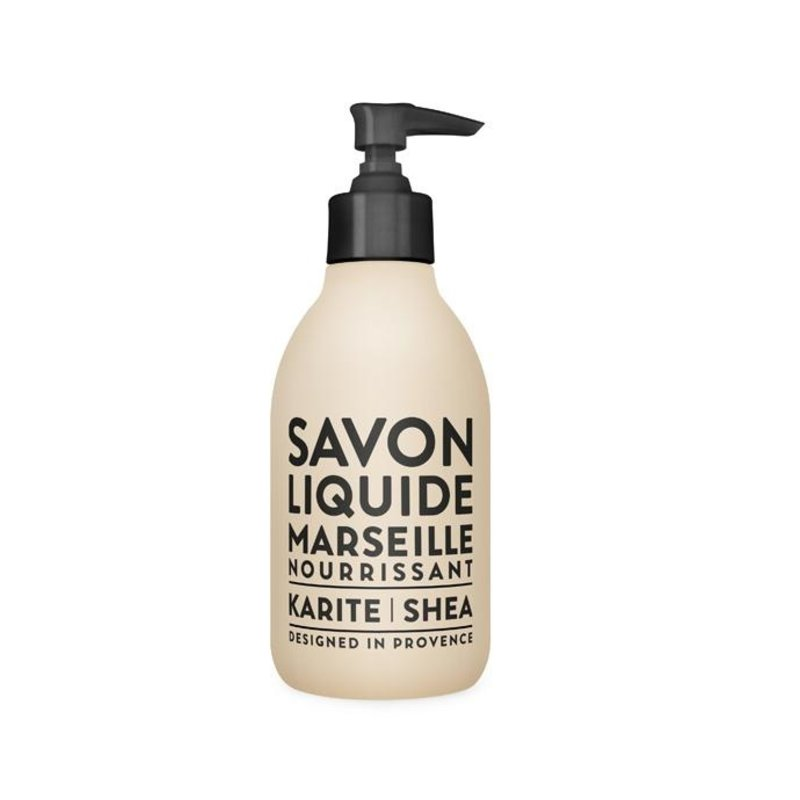 Lothantique Liquid Marseille Soap Nourishing Shea 300ml