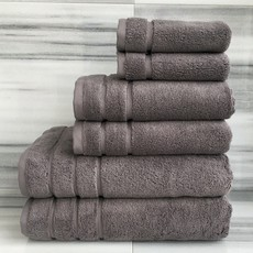 Serene Hydrocotton Quick Dry Steel Towels