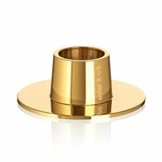 Ester&Erik Taper Candle Holder - Polished Brass