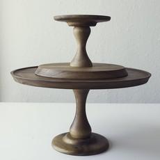 - Acacia Cake Stand