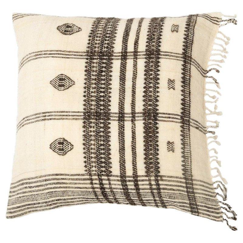 Filling Spaces Arkati Cream Pillow Cover