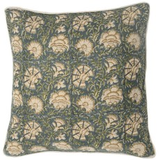 - Nisa Lush on Natural Pillow Cover