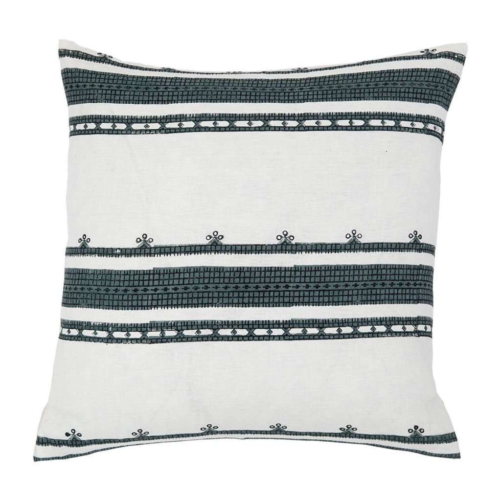 Filling Spaces Toda Teal Pillow Cover