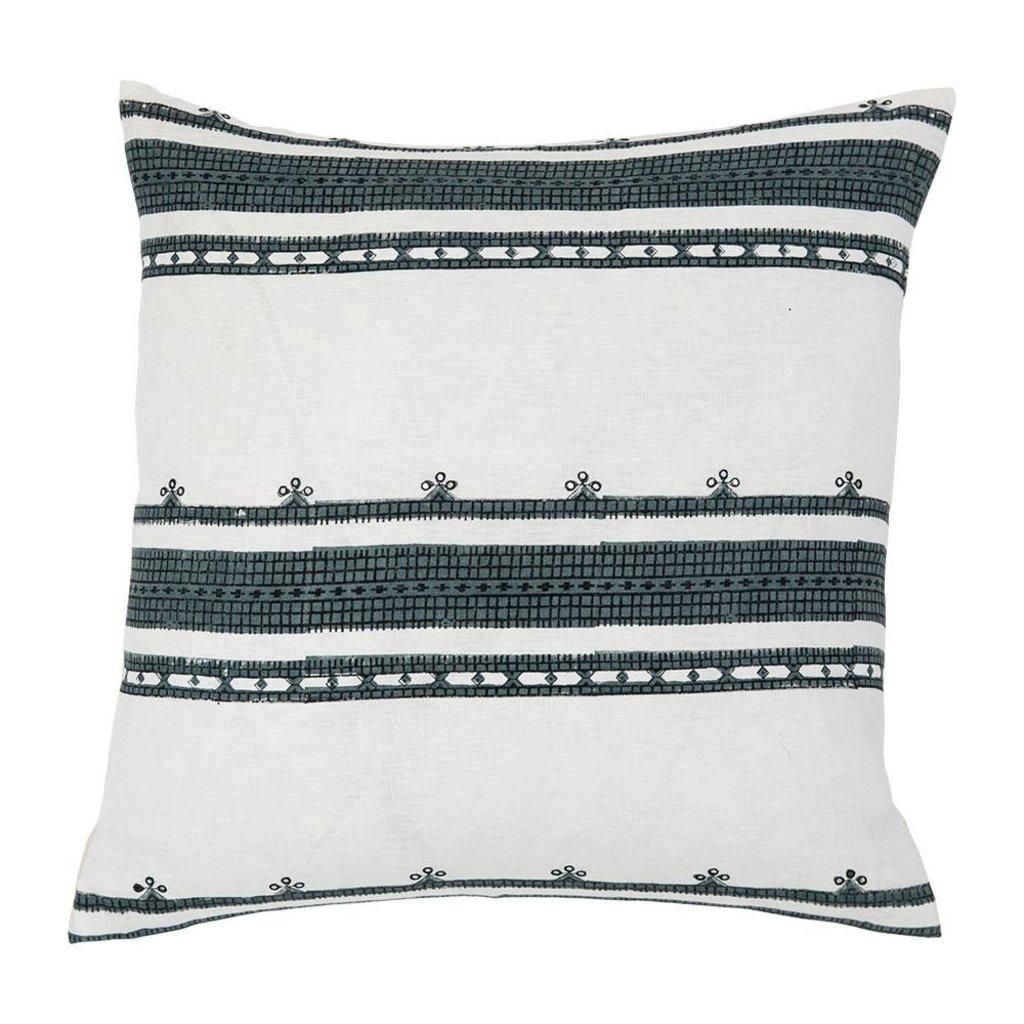 - Toda Teal Pillow Cover