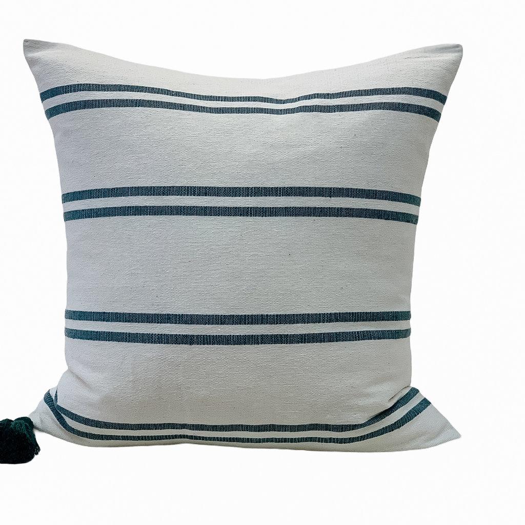 - Centro Stripe Jewel Green