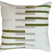 Camino Real Geo Wool Pillow Cover