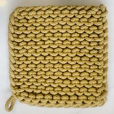 - Avocado Crocheted Pot Holder