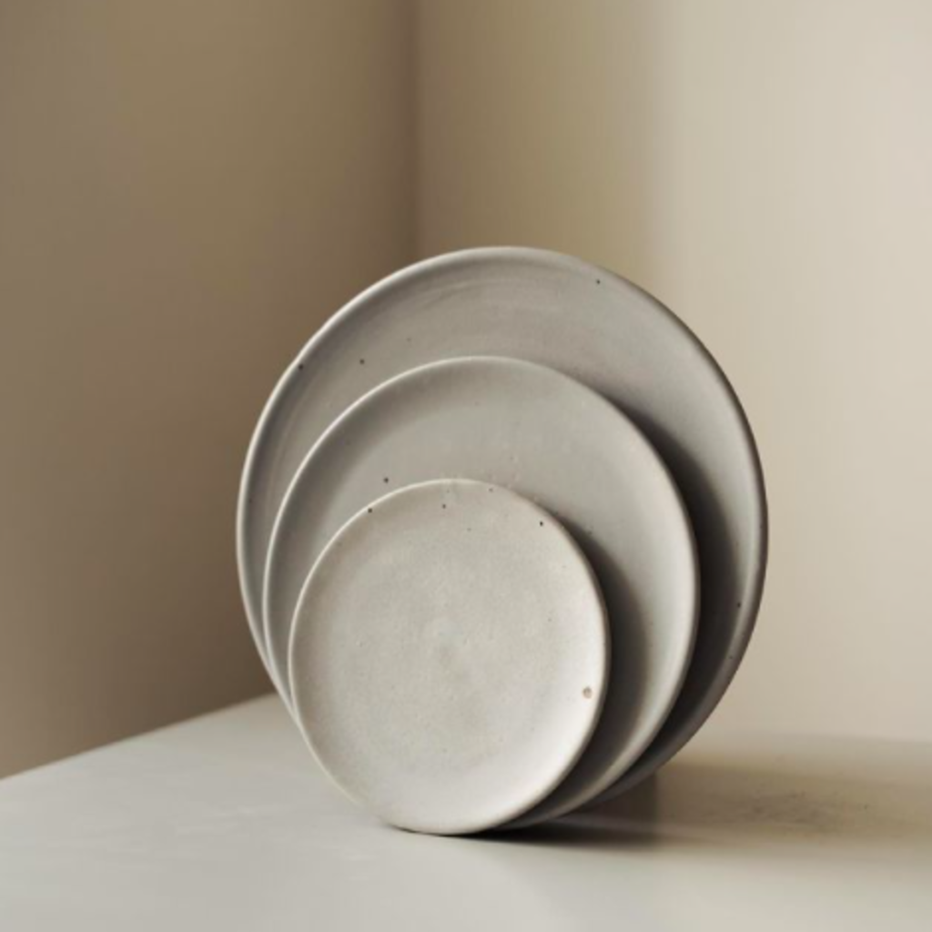 Encrudo Granito Dinnerware Set