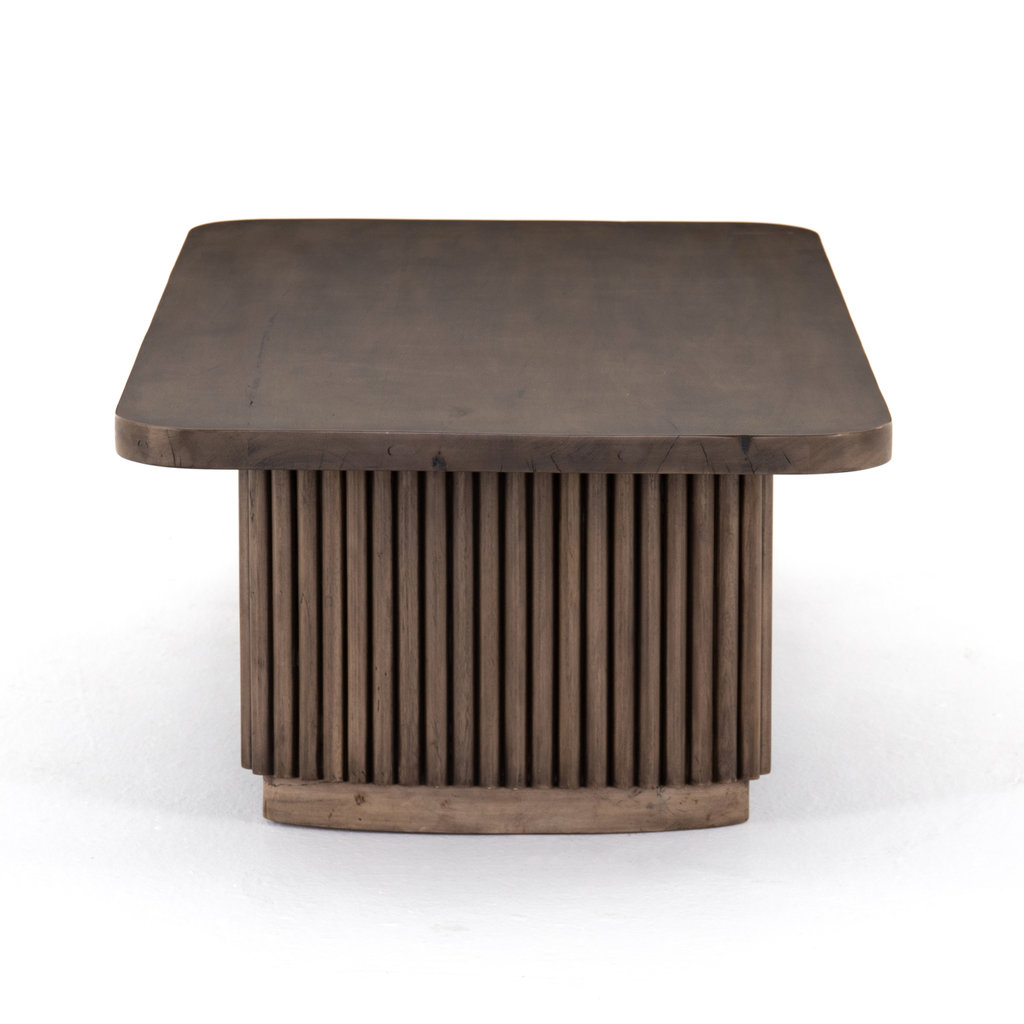 Four Hands Rutherford Coffee Table - Ashen Brown