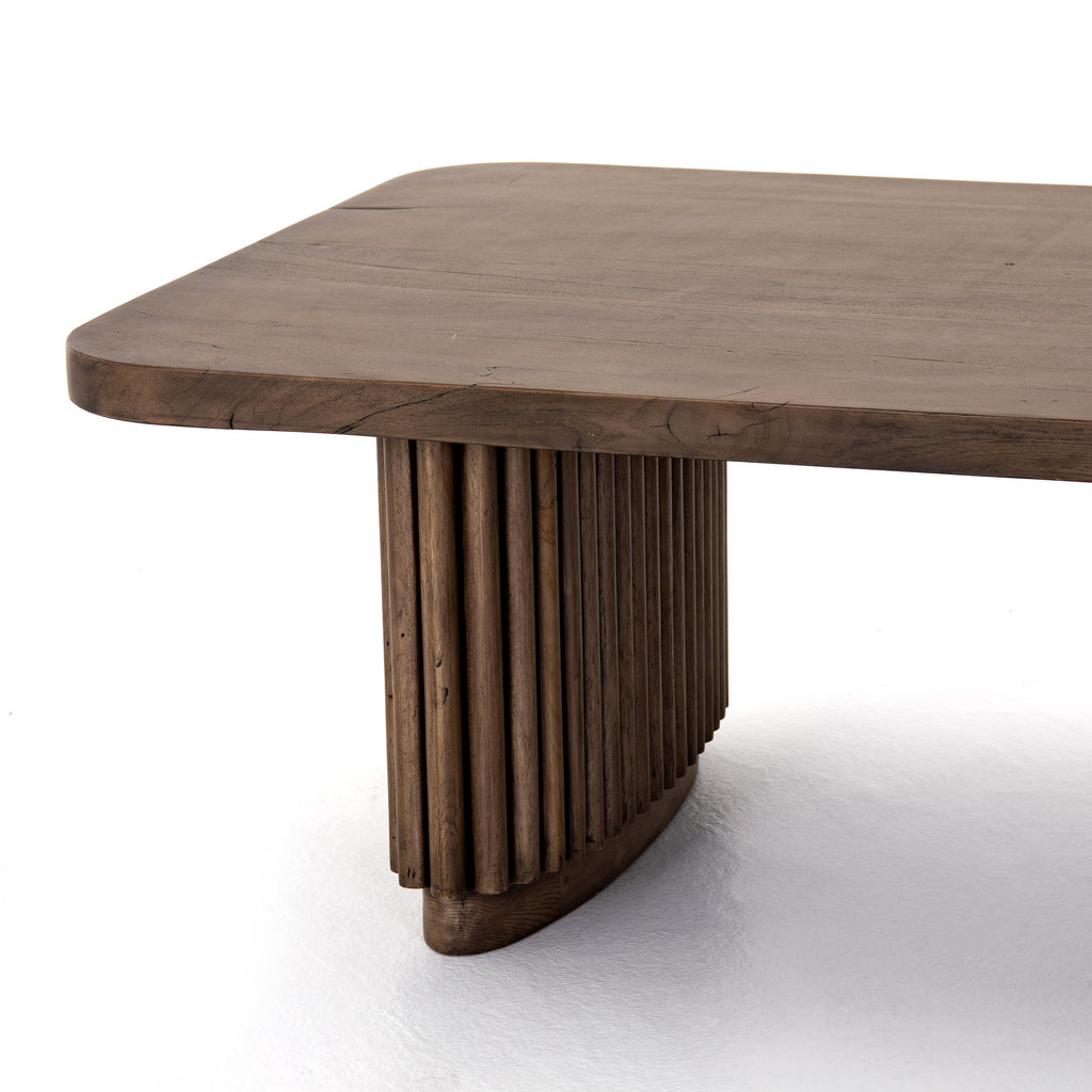- Rutherford Coffee Table - Ashen Brown