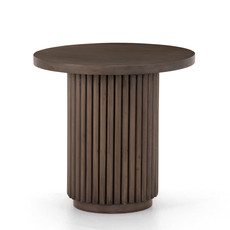 - Rutherford Side Table - Ashen Brown