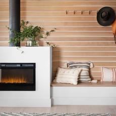 Magnolia Homes CORA  INDIGO / WHITE