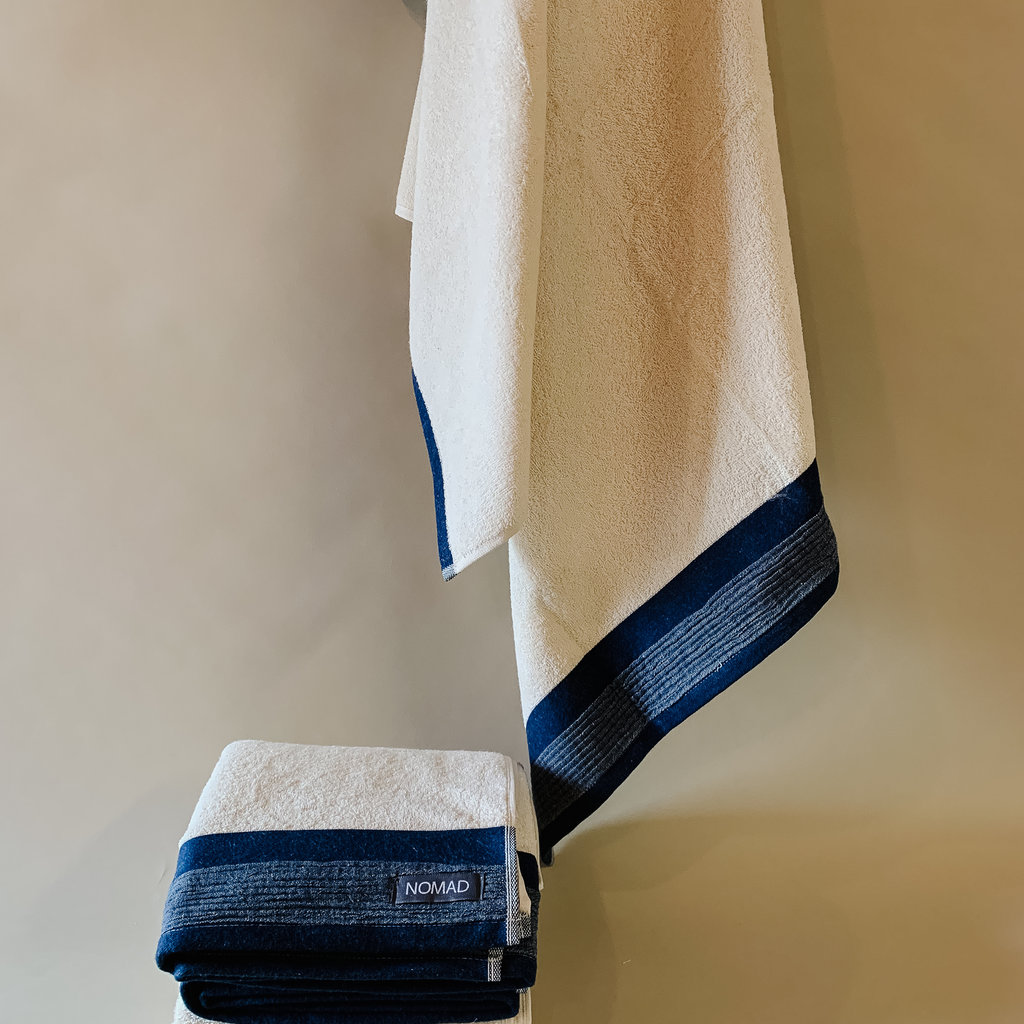 - CRINCLE TERRY TOWEL