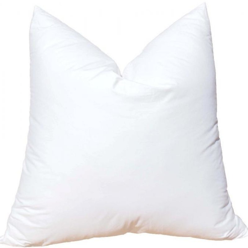 - Synthetic Down Pillow Insert 22 x 22