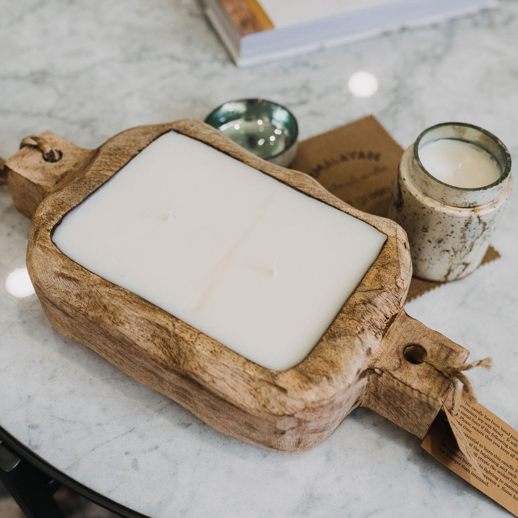 DRIFTWOOD TRAY 24 OZ SUNLIGHT IN THE FOREST