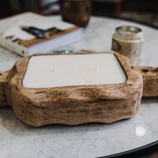 DRIFTWOOD TRAY 24 OZ GINGER PATCHOULI