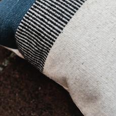 """Desert Indigo Wool Pillow 18""""x18"""""""