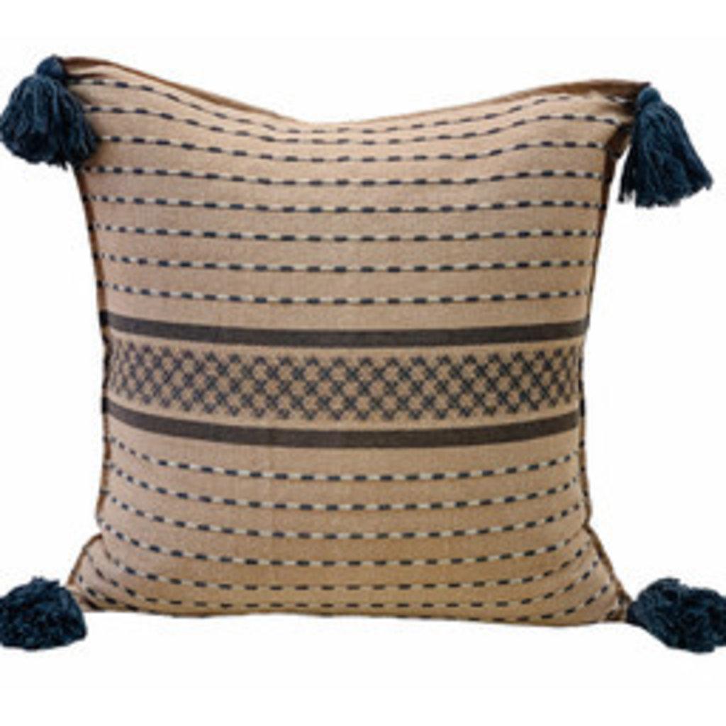 Sierra Rose Rombos Pillow 22x22
