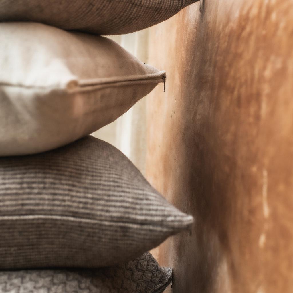 Merino Wool Crema 20x20